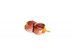 Brochette Filet-mignon Porc marinée